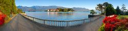 Blick auf die Isola Bella