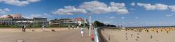 Casino an der Travemünder Strandpromenade
