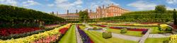 Pond Garden at Hampton Court Palace