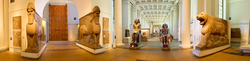 The British Museum - The Egyptian sculpure gallery