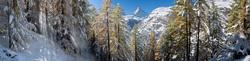 Winterstimmung in Zermatt